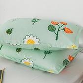 枕套一對裝枕頭套兒童簡約北歐卡通枕套單人枕芯外套【聚寶屋】