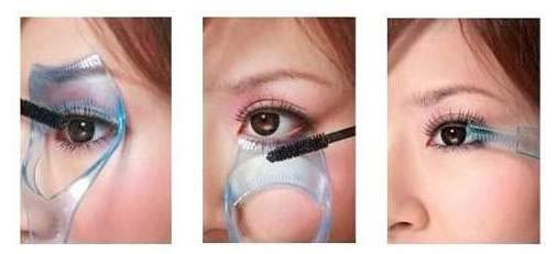 TwinS三合一立體水晶睫毛卡【顏色隨機發】化妝美容工具 睫毛根根分明 不沾染皮膚