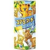 ●樂天小熊餅-牛奶口味37g【合迷雅好物超級商城】