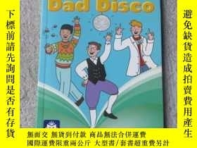 二手書博民逛書店The罕見Daggy Dad Disco(Pearson Cha