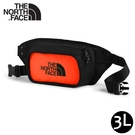 【The North Face 3L EXPLORE HIP PACK 腰包《紅》】3KZX/側背包/隨行包/臀包/透氣/運動