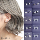【任三件$299免運】多款純銀耳環任選 ...