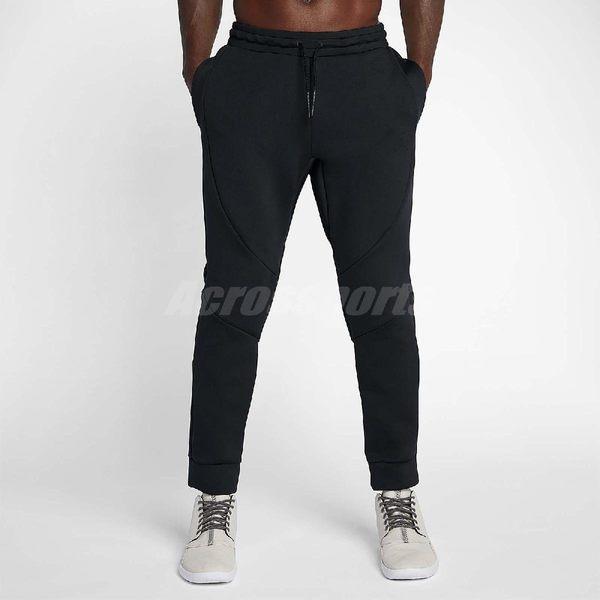 Nike 長褲 Jordan Sportswear Flight Tech Fleece 黑 男款 運動長褲 【PUMP306】 879500-010