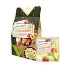 【米森】無加糖水蜜桃脆果(10g*5包/盒)