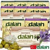【土耳其dalan】貴族頂級傳統經典橄欖美肌三款手工皂12件組
