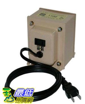 [東京直購] 日章工業 降壓器 (型號NDF-1100U) 50/60Hz 110~127V 降至100V 1100W