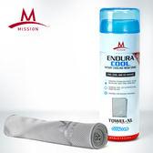 Mission 急凍酷涼機能毛巾 白 XL 107206