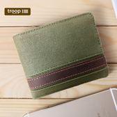 【TROOP】經典品格CLASSIC錢包/TRP0452OLI