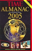 二手書博民逛書店 《Time: Almanac 2005》 R2Y ISBN:1932273352│Time Almanac