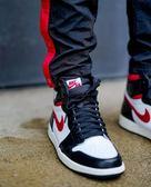 Nike Air Jordan 1 Retro High OG 黑 紅 白 男鞋 籃球鞋 555088-061