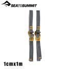 【Sea To Summit澳洲 勾形束物帶 (2條)《金》】STSATDASH/行李束帶/綑綁帶/束繩/綁帶