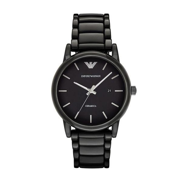 EMPORIO ARMANI亞曼尼經典時尚陶瓷錶-AR1508-原廠公司貨