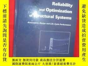 二手書博民逛書店Reliability罕見and Optimization of