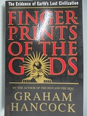 【書寶二手書T8/原文書_DBE】Fingerprints of the Gods_Hancock, Graham
