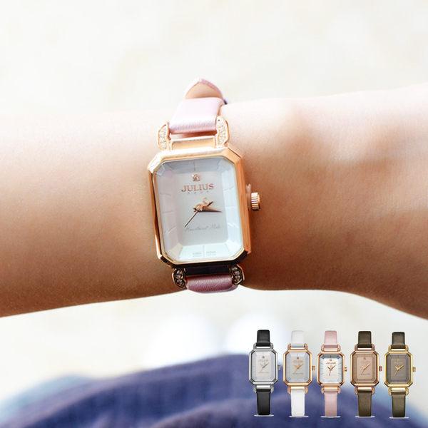 方形斜面小巧時尚手錶[WJ014]