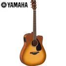 【敦煌樂器】YAMAHA FGX800CSB 電民謠木吉他 沙漠漸層色