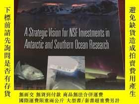 二手書博民逛書店A罕見strategic vision for NSF inve