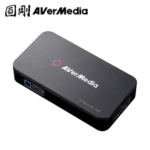 圓剛 AverMedia ER330 免電腦HDMI直播錄影盒 4K極致畫質 免電腦一鍵直播 預約錄影