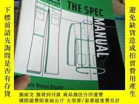 二手書博民逛書店The罕見Spec Manual [With CDROM]Y15