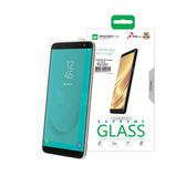 AmazingThing 三星 Galaxy A6+(2018) 透明強化玻璃保護貼