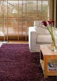范登伯格 嘉年華絨毛蓬鬆長毛地毯-(紫19)-200x290cm