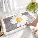 時尚創意地墊313 廚房浴室衛生間臥室床邊門廳 吸水防滑地毯 (40*60cm)