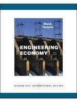 二手書《Engineering Economy with Olc Bind-in Card and Engineering Subscription Card》 R2Y ISBN:0071117318