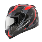 【東門城】ASTONE GT1000F AC11 (透明碳纖/紅) 全罩式安全帽 碳纖維