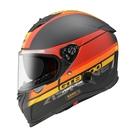 【東門城】ASTONE GTB800 AO10 (平黑紅) 全罩式安全帽 雙鏡片