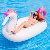 充氣海馬坐騎 造型泳具 大型泳圈 浮板 充氣玩具 直播小物 游泳圈