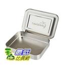 [美國直購] LunchBots Bento Uno LARGE One Section Stainless Steel Food 食品級(18/8)不鏽鋼午餐盒 成人款
