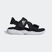 Adidas Terrex Sumra W [FV0845] 女鞋 運動 休閒 涼鞋 套穿式 夏天 舒適 愛迪達 黑 白