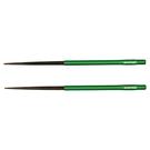[好也戶外]mont‧bell Nobashi Chopsticks輕量可收納鋁合金筷(三色可選) No.1124186