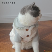 寵物衣服狗狗貓咪衣服/毛絨小奶兔/兔毛保暖秋冬背心【小獅子】