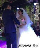 新款新娘結婚婚紗頭紗