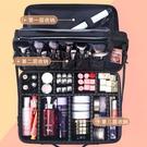 化妝包女便攜ins手提大容量多層專業化妝品收納美甲紋繡工具箱 全館免運