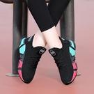 內增高女鞋2020新款跑步鞋春季百搭運動鞋女士休閒老爹鞋旅游鞋女 果果新品