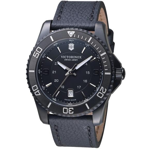 VICTORINOX SWISS ARMY 維氏MAVERICK潛水女腕錶      VISA-241788
