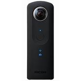 晶豪泰 RICOH THETA S 360° 夜拍神器 360度 (公司貨) 黑 盒裝附套子 VR 全景相機
