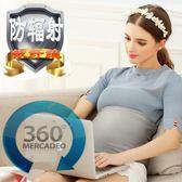 內穿360度防輻射孕婦裝春裝放射服圍裙孕婦 LQ3046『小美日記』