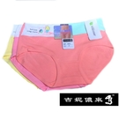 【吉妮儂來】舒適少女平口棉褲 隨機取色6件組 905