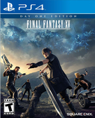 PS4 最終幻想 XV(美版代購)