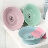 2個裝橢圓形加厚洗臉盆家用塑料洗菜盆洗衣盆泡腳洗腳盆足浴盆 東京衣櫃