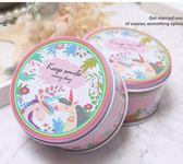 結婚禮喜糖盒大理石小馬口鐵盒子歐式創意個性喜糖果禮盒第七公社