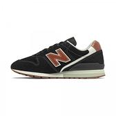 New Balance 男款黑色復古休閒鞋-NO.CM996BC