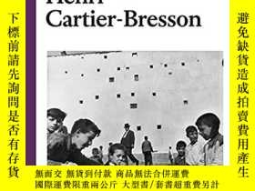 二手書博民逛書店Henri罕見Cartier-Bresson: Aperture
