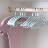 寬肩無痕衣架家用衣掛鉤多功能防滑晾衣服架子塑料大衣撐