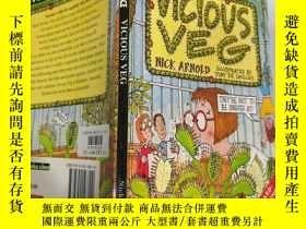 二手書博民逛書店vicious罕見veg: 惡毒 蔬菜Y200392 不祥 不祥