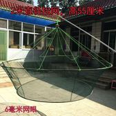 新型開放式折疊抬網捕魚蝦籠捕蝦網搬網漁網抓捕魚工具ghAhmREjBt 小明同學