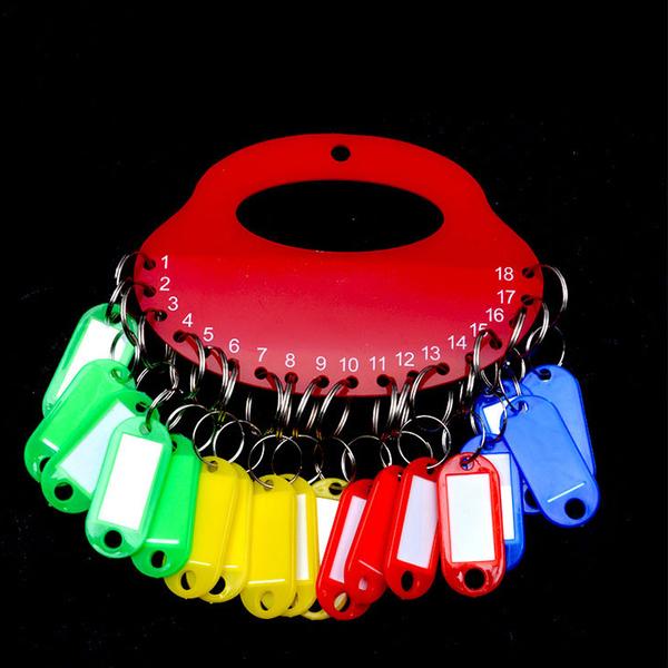 鑰匙盤 酒店 飯店 壓克力 鑰匙 鑰匙牌 賓館 分類牌 吊牌 掛牌 復古 鑰匙環 鑰匙收納 1150